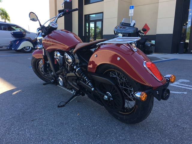 2020 Indian Scout 100th Anniversary SE 100th Anniversary at Fort Myers