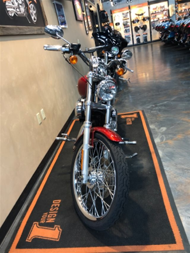 2008 Harley-Davidson Sportster 1200 Custom at Vandervest Harley-Davidson, Green Bay, WI 54303