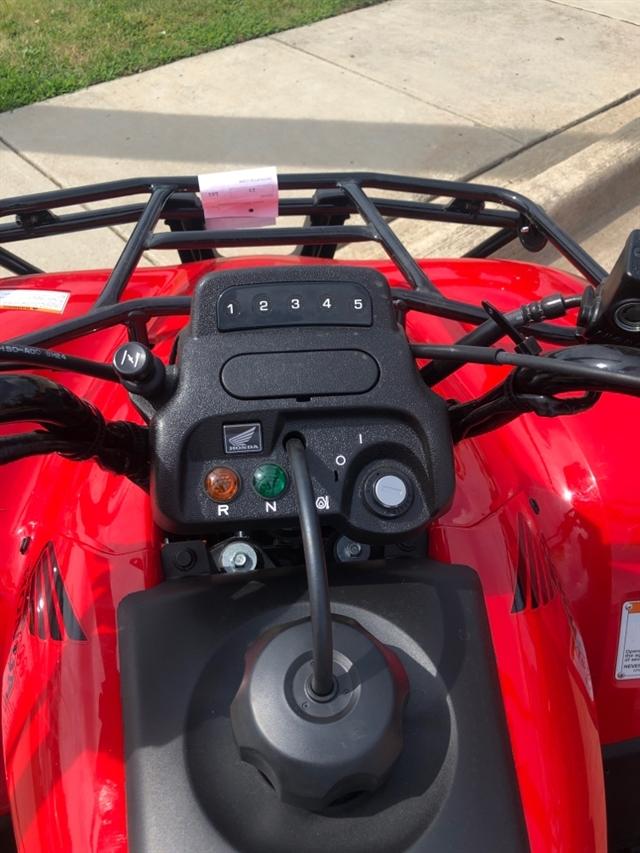 2019 HONDA RECON 250 ES ES at Genthe Honda Powersports, Southgate, MI 48195