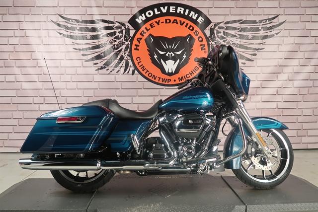2020 Harley-Davidson Touring Street Glide at Wolverine Harley-Davidson