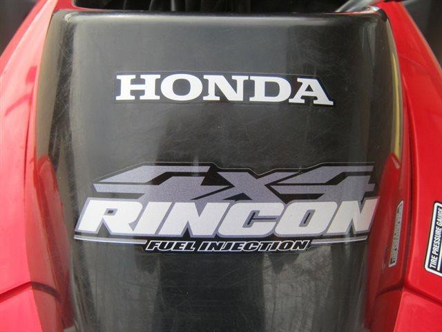 2014 Honda FourTrax Rincon at Brenny's Motorcycle Clinic, Bettendorf, IA 52722