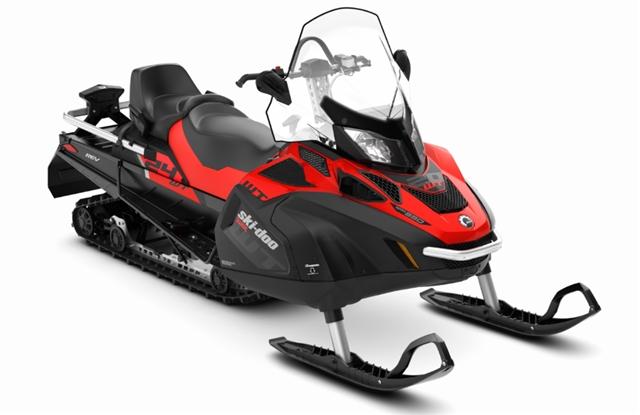 2019 Ski-Doo SKANDIC WT 550FAN ES $182/month at Power World Sports, Granby, CO 80446