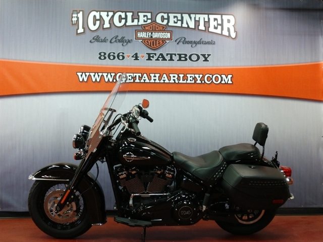 2018 Harley-Davidson FLHCS - Softail Heritage Classic 114 at #1 Cycle Center Harley-Davidson