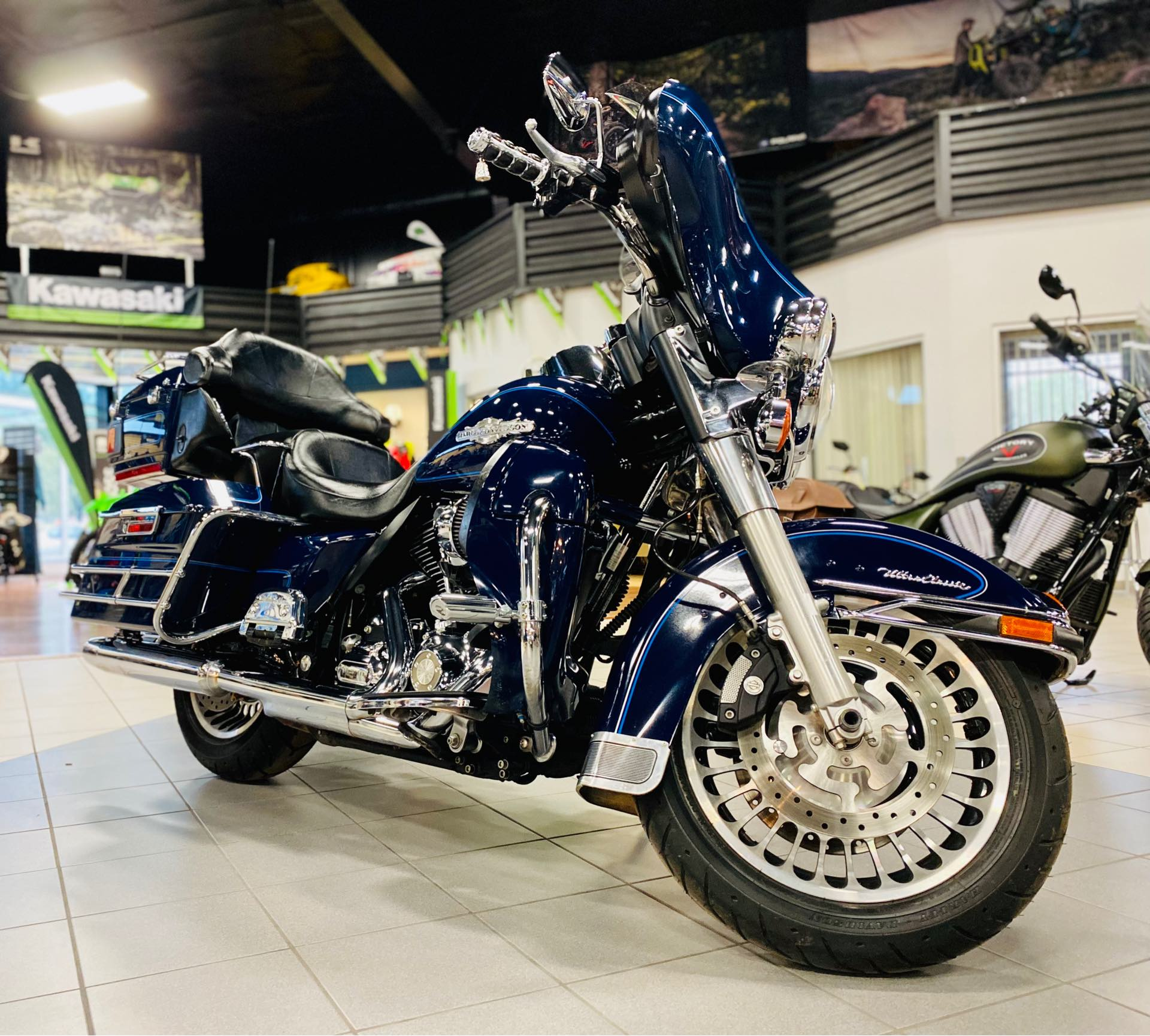 2009 Harley-Davidson Electra Glide Ultra Classic at Rod's Ride On Powersports