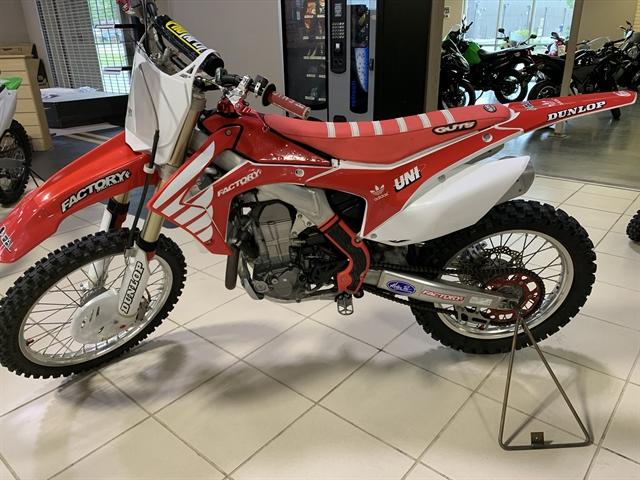 2013 Honda CRF 450R at Star City Motor Sports