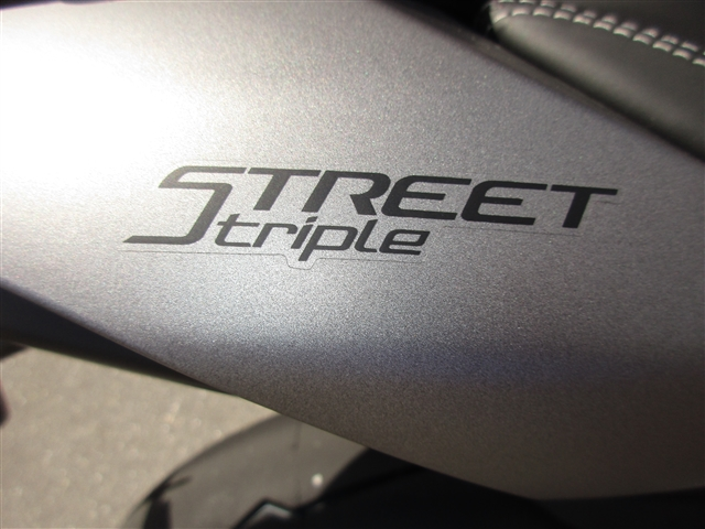 2018 Triumph Street Triple RS at Stu's Motorcycles, Fort Myers, FL 33912