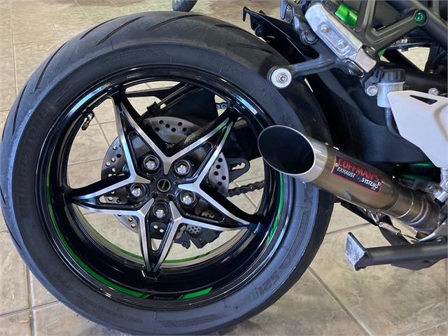 2018 Kawasaki Ninja H2 SX SE at Ehlerding Motorsports