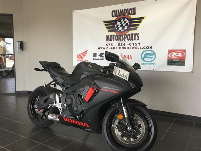 2018 Honda CBR1000RR Base at Champion Motorsports