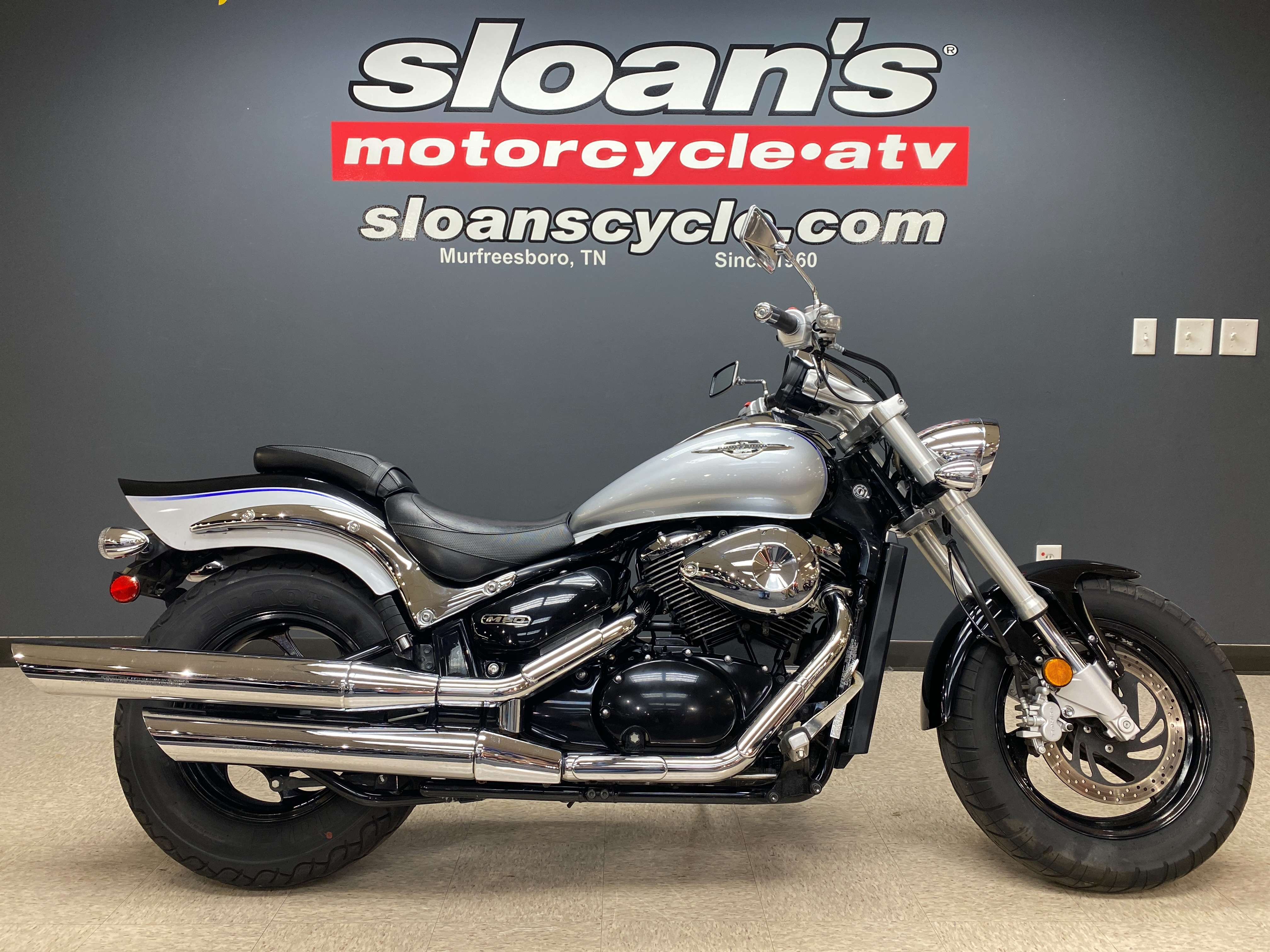 2008 Suzuki Boulevard M50 at Sloans Motorcycle ATV, Murfreesboro, TN, 37129