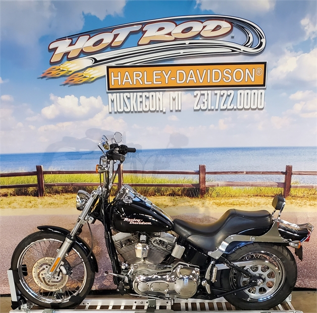 2003 Harley-Davidson FXSTI at Hot Rod Harley-Davidson