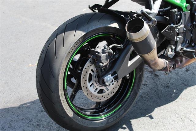2020 Kawasaki Z H2 Base at Aces Motorcycles - Fort Collins