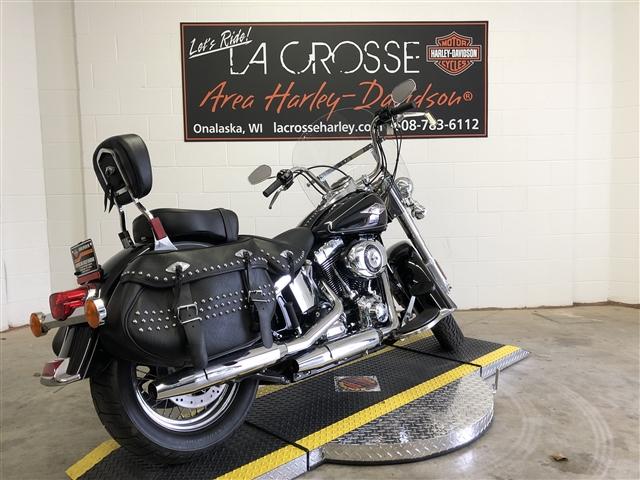 2015 Harley-Davidson Softail Heritage Softail Classic at La Crosse Area Harley-Davidson, Onalaska, WI 54650