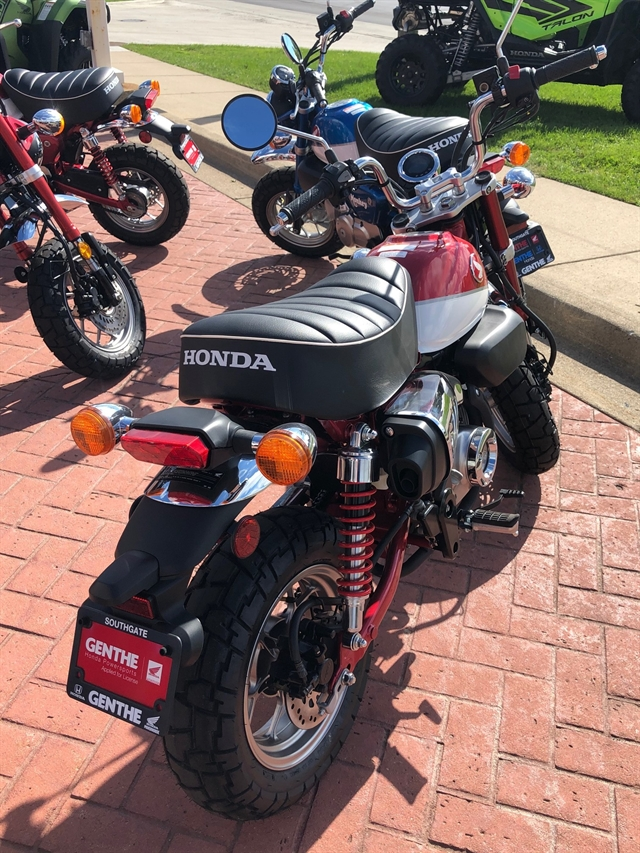 2020 HONDA MONKEY 125 Base at Genthe Honda Powersports, Southgate, MI 48195