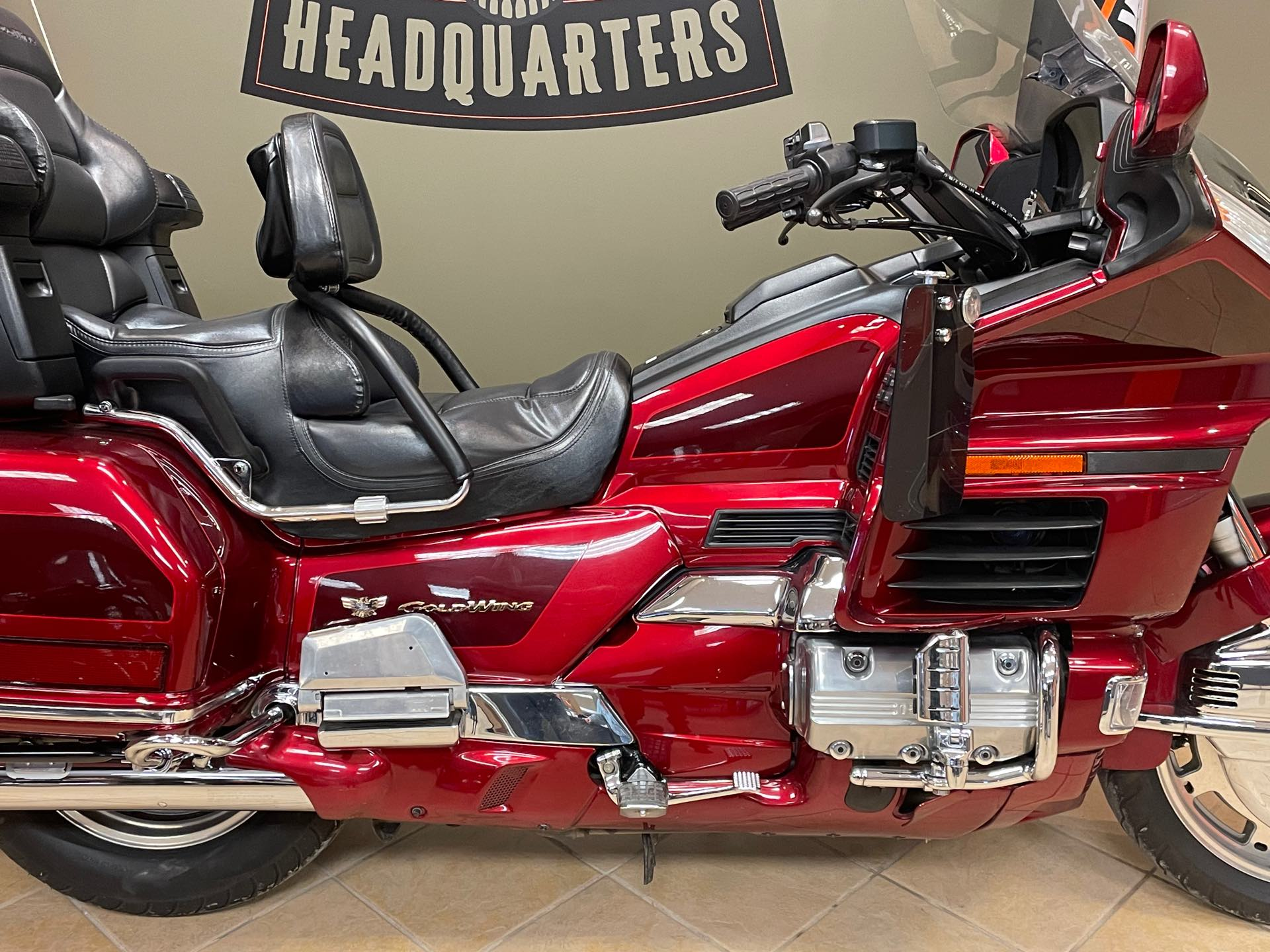 1999 HONDA GL1500 at Loess Hills Harley-Davidson