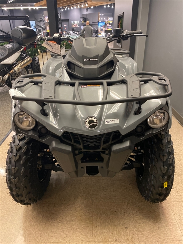 2021 Can-Am Outlander DPS 570 at Sloans Motorcycle ATV, Murfreesboro, TN, 37129