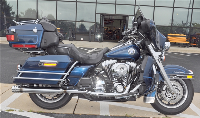 2001 Harley-Davidson FLHTCU at All American Harley-Davidson, Hughesville, MD 20637