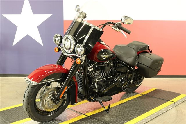 2020 Harley-Davidson FLHCS - Heritage Classic 114 at Texas Harley