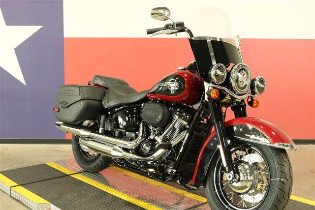 2020 Harley-Davidson FLHCS - Heritage Classic 114 at Texas Harley
