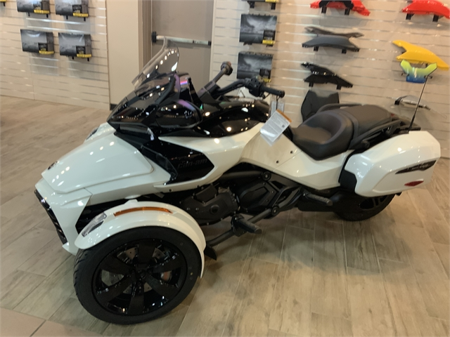 2021 Can-Am Spyder F3 T at Midland Powersports