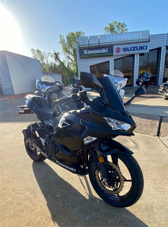 2019 Kawasaki Ninja 400 ABS at Shreveport Cycles