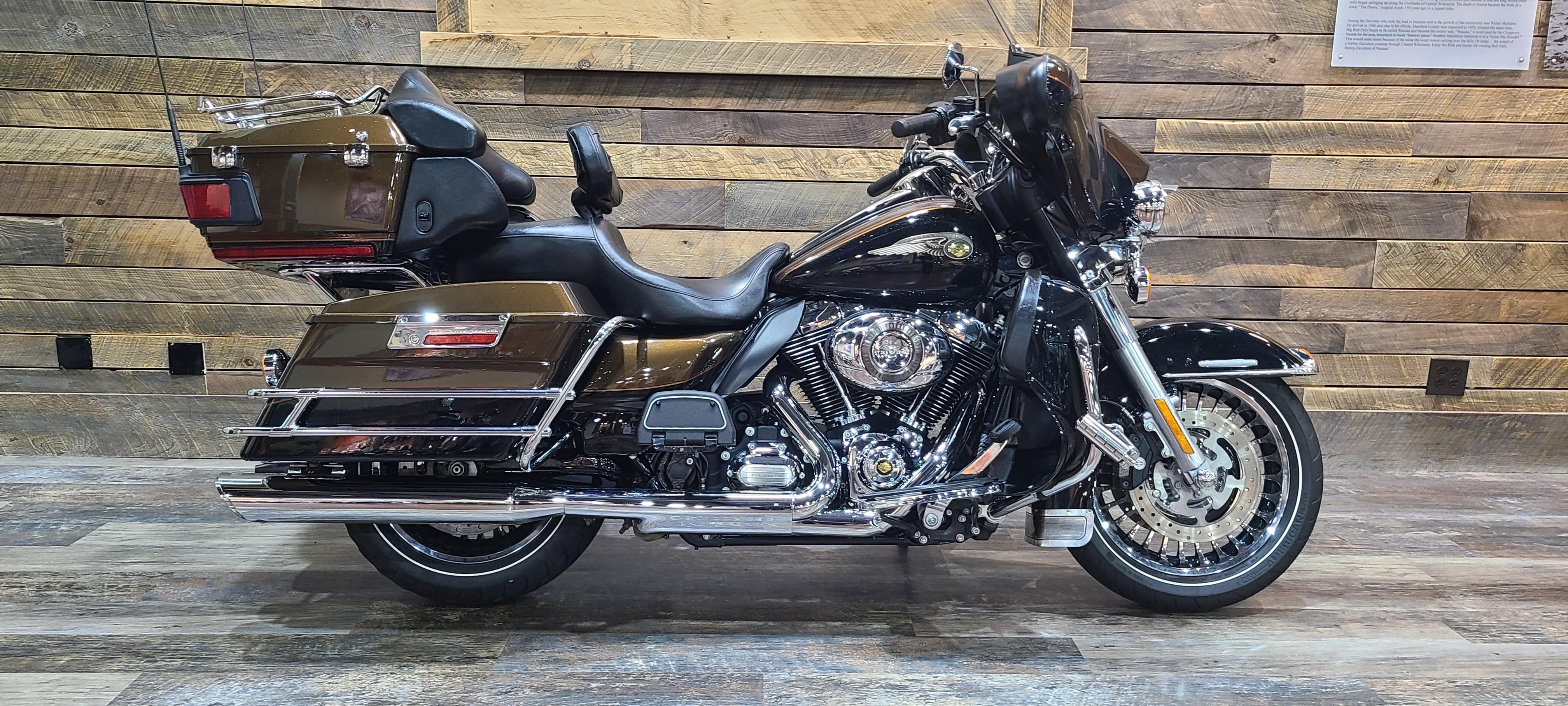 2013 Harley-Davidson Electra Glide Ultra Limited 110th Anniversary Edition at Bull Falls Harley-Davidson