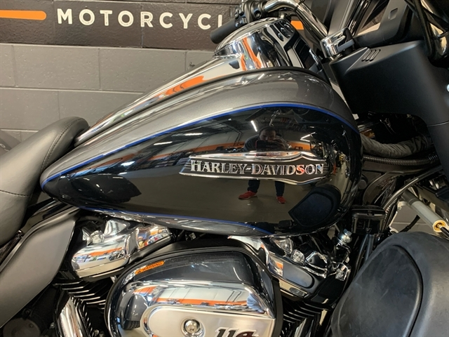 2021 Harley-Davidson Trike FLHTCUTG Tri Glide Ultra at Harley-Davidson of Indianapolis