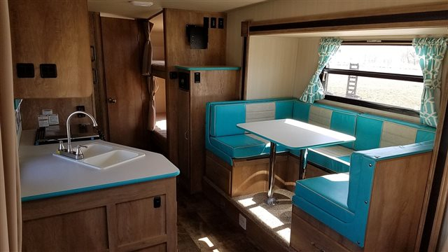 2019 Gulf Stream Vintage Cruiser 23QBS at Nishna Valley Cycle, Atlantic, IA 50022