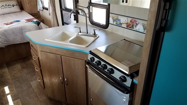 2018 Gulf Stream Vintage Cruiser 23QBS at Nishna Valley Cycle, Atlantic, IA 50022