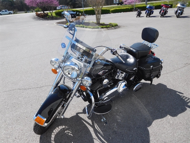 2011 Harley-Davidson Softail Heritage Softail Classic at Bumpus H-D of Murfreesboro