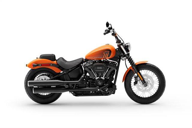 2021 Harley-Davidson Cruiser FXBBS Street Bob 114 at Southside Harley-Davidson