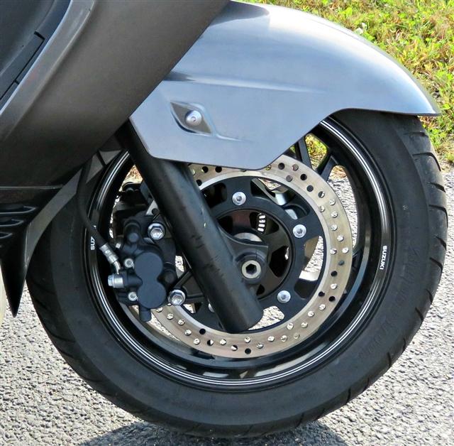 2012 Suzuki BURGMAN 400 at Randy's Cycle, Marengo, IL 60152