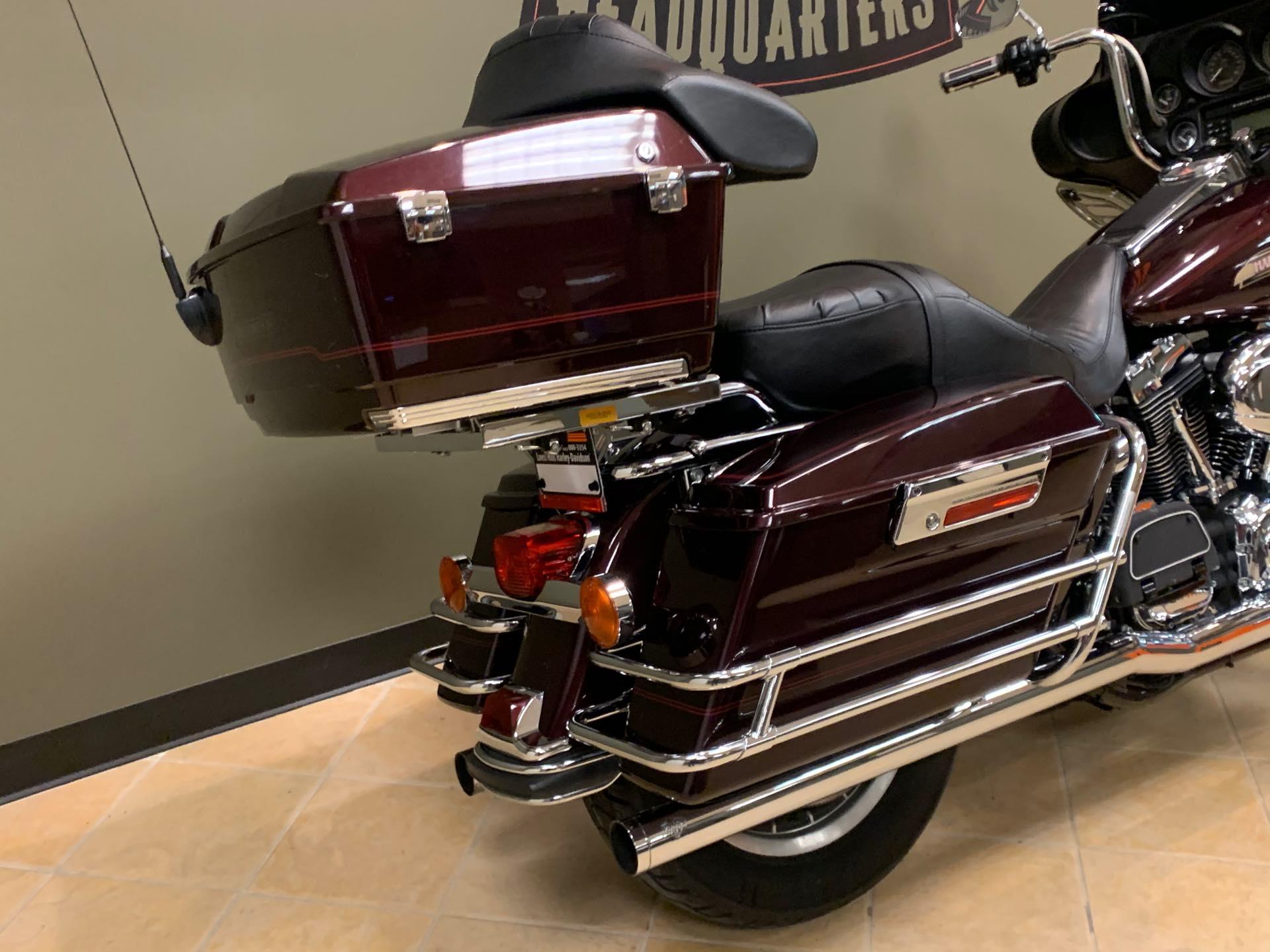 2007 HARLEY-DAVIDSON FLHTC at Loess Hills Harley-Davidson