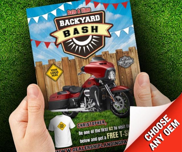 Backyard Bash Powersports at PSM Marketing - Peachtree City, GA 30269