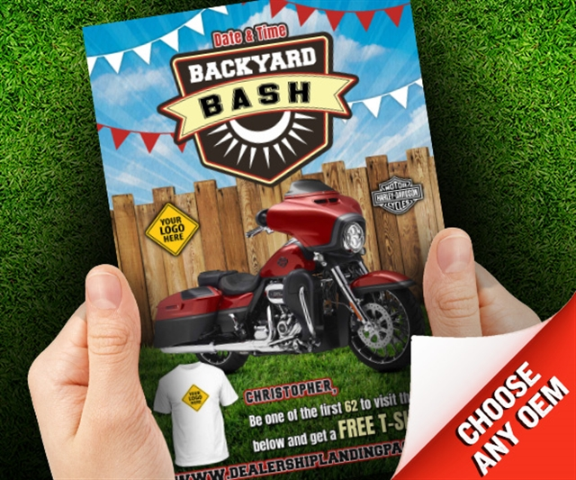 Backyard Bash Powersports at PSM Marketing - Peachtree City, GA 30269