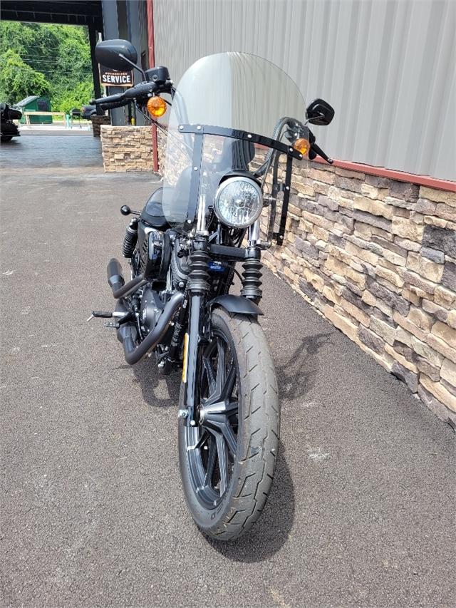 2021 Harley-Davidson Cruiser XL 883N Iron 883 at RG's Almost Heaven Harley-Davidson, Nutter Fort, WV 26301