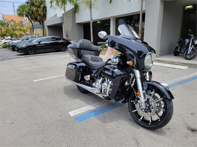 2021 Indian Roadmaster Limited at Fort Lauderdale