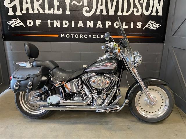 2007 Harley-Davidson Softail Fat Boy at Harley-Davidson of Indianapolis