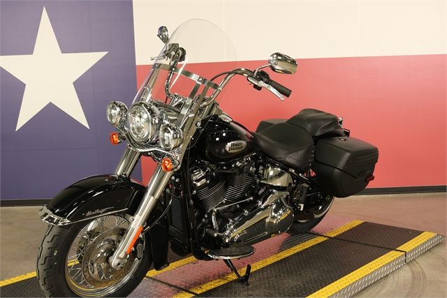 2021 Harley-Davidson Touring FLHC Heritage Classic at Texas Harley