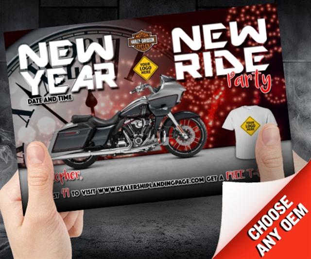 New Year New Ride  at PSM Marketing - Peachtree City, GA 30269