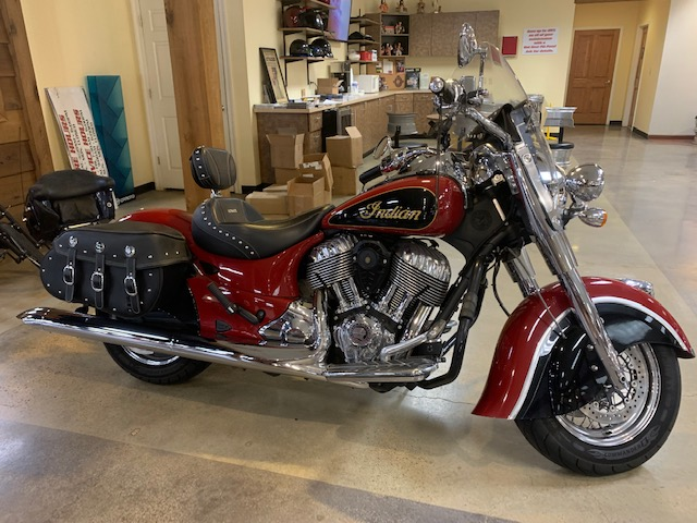 2015 Indian Chief Classic at Got Gear Motorsports