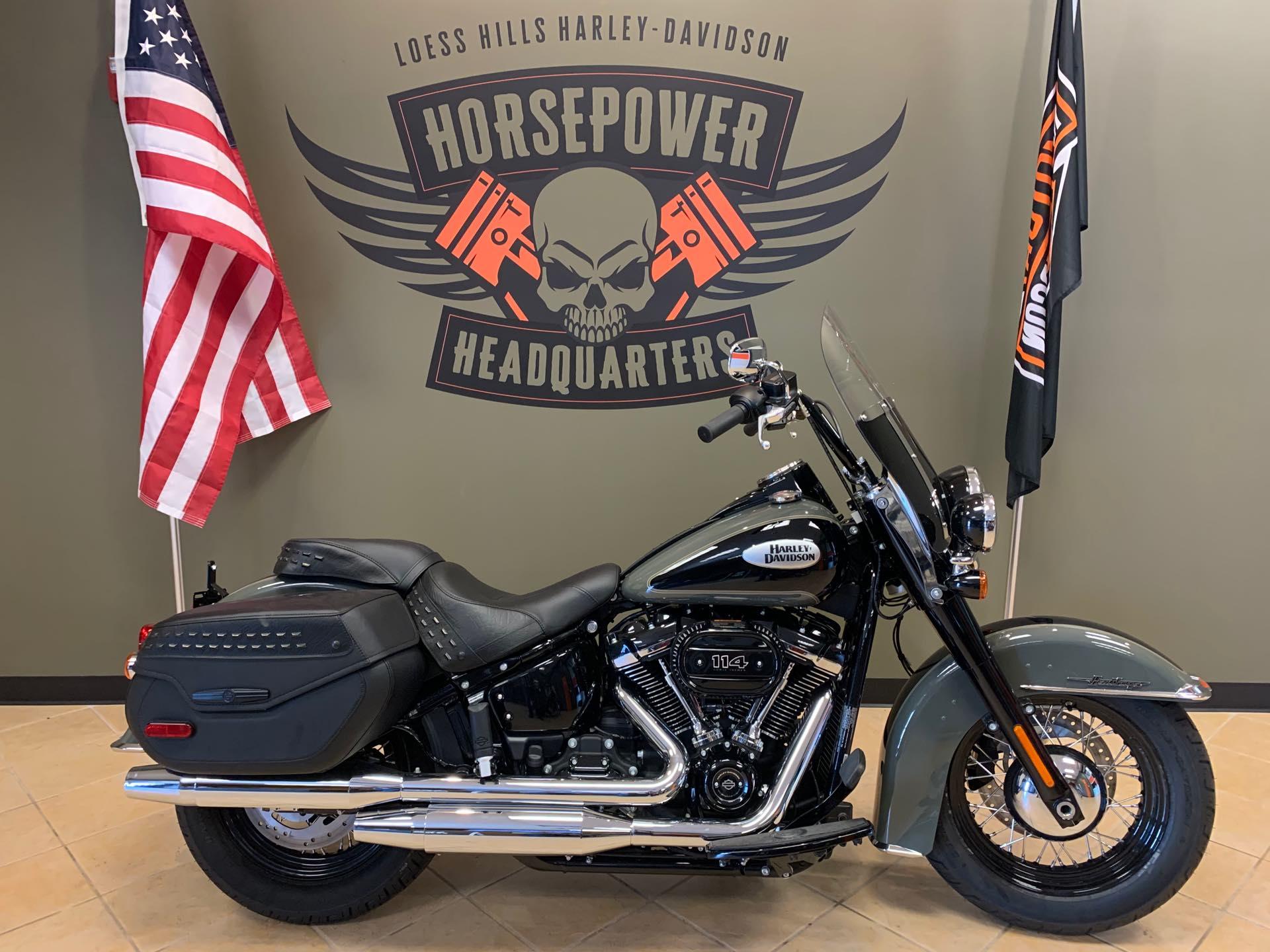 2021 HARLEY-DAVIDSON FLHCS at Loess Hills Harley-Davidson