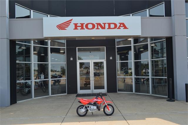 2022 Honda CRF 50F at Shawnee Honda Polaris Kawasaki