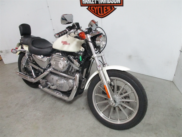 2000 Harley-Davidson Sportster 883 Hugger at Suburban Motors Harley-Davidson