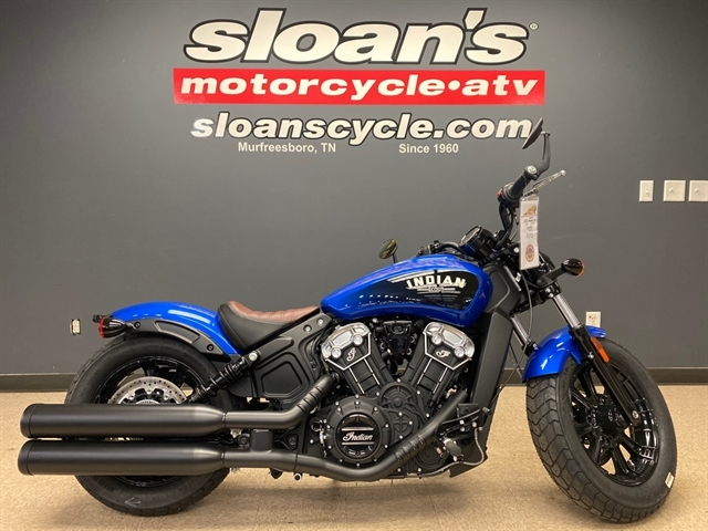 2020 Indian Scout Bobber at Sloans Motorcycle ATV, Murfreesboro, TN, 37129