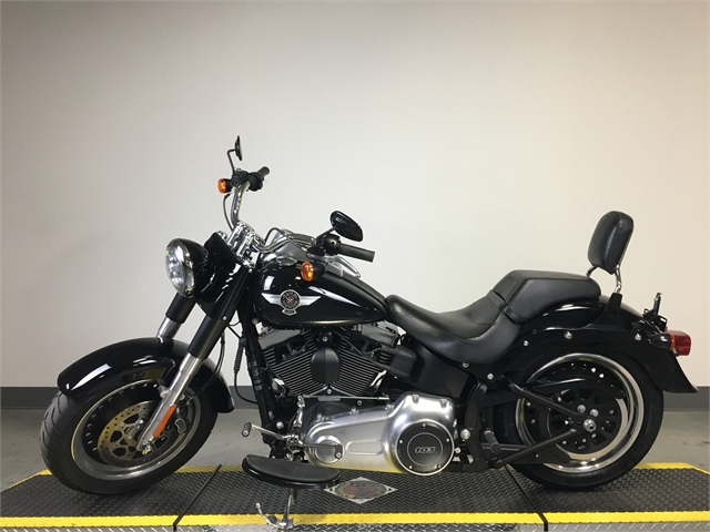 2016 Harley-Davidson Softail Fat Boy Lo at Worth Harley-Davidson