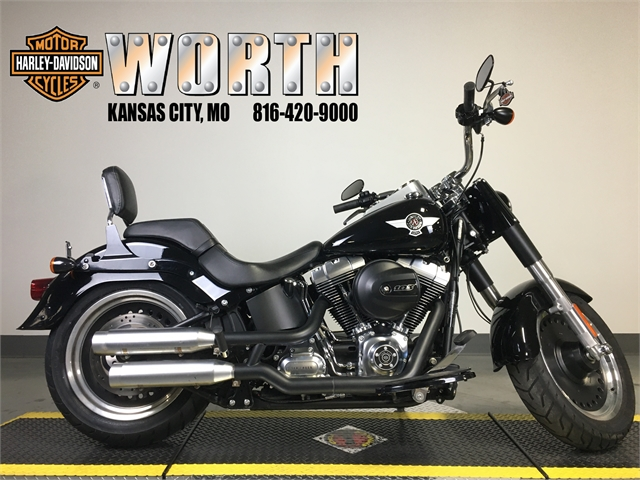 2016 Harley-Davidson Softail Fat Boy Lo at Worth Harley-Davidson
