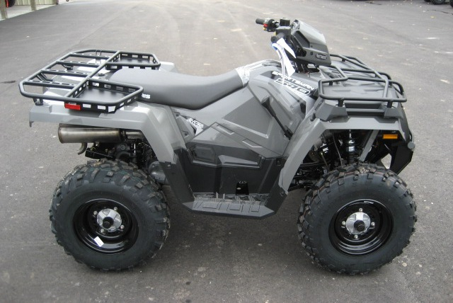 2020 Polaris 570 EPS Sportsman Utility Edition-titanium at Fort Fremont Marine