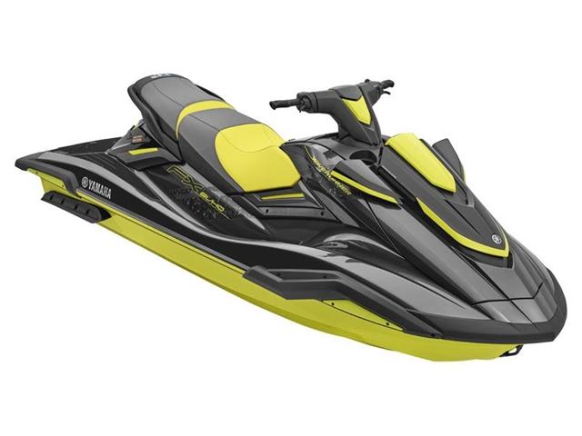 2021 Yamaha WaveRunner FX Cruiser SVHO at Wild West Motoplex