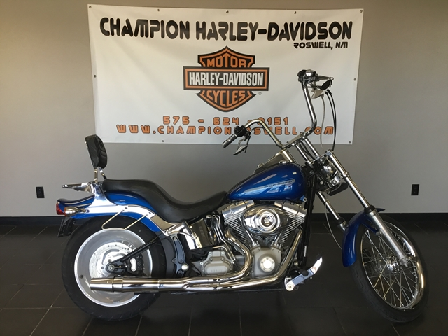 2007 Harley-Davidson Softail Standard at Champion Harley-Davidson
