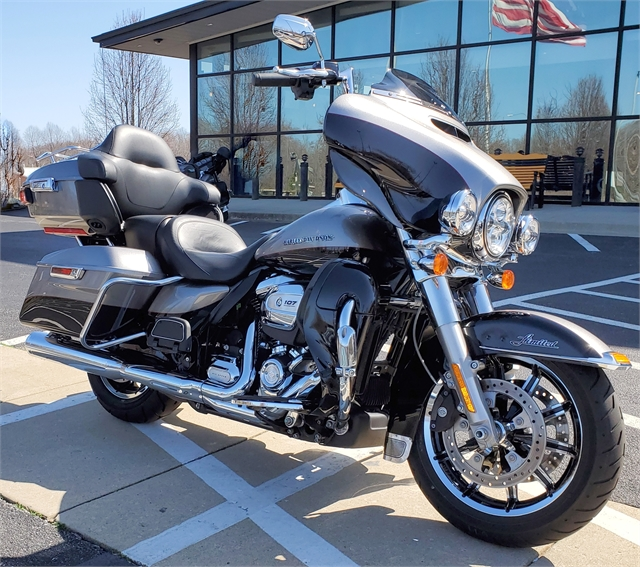 2017 Harley-Davidson Electra Glide Ultra Limited at All American Harley-Davidson, Hughesville, MD 20637